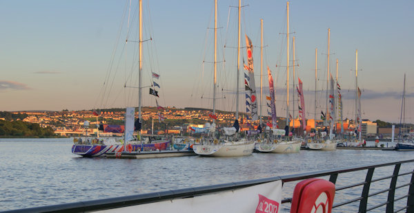 Lough Foyle to host a leg of a Round the World Yacht Race