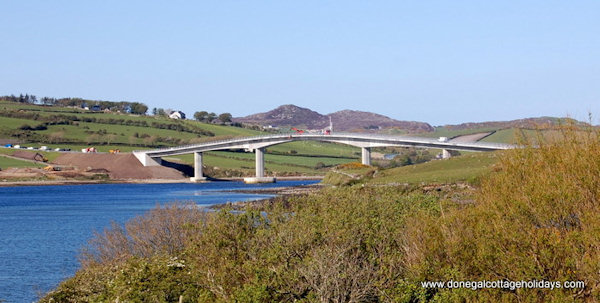 Mulroy Bridge Donegal