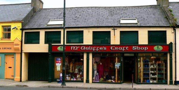 McAuliffe's Craft Shop Dunfanaghy