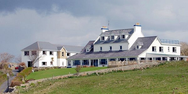 Castle Murray House Restaurant Donegal