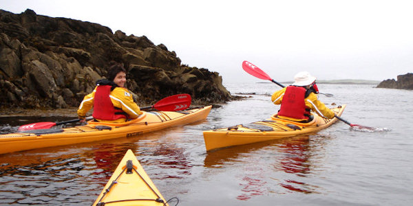 Just Kayak Moville Donegal