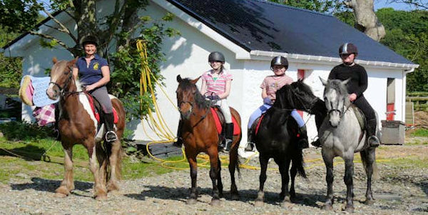 Malin Riding Stables Inishowen