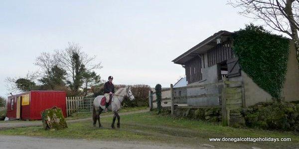 Deanes Farm Equestrian Centre Donegal