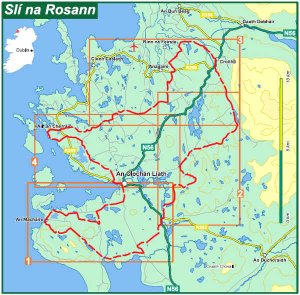 Slí na Rossan Route