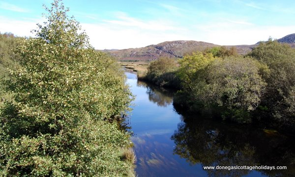 Owencarrow River, Creeslough