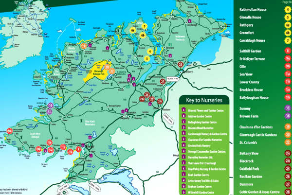 The Donegal Garden Trail