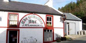 The Olde Glen Bar Carrigart Donegal