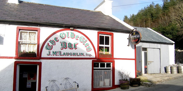 The Olde Glen Bar