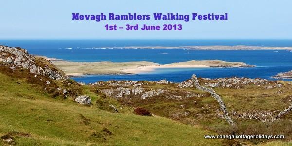 Mevagh Ramblers Walking Festival