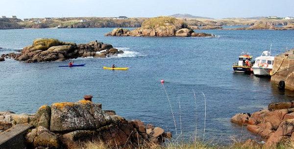 Sea Kayaking in Donegal