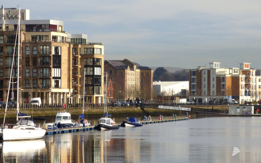 Top 5 things to see on a day trip to Derry City