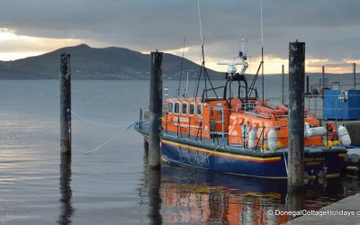 Lough Swilly Lifeboat Buncrana