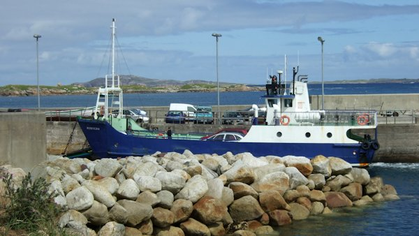 Arranmore Car Ferry