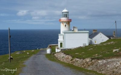 Arranmore Lighthouse Donegal