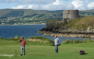 The Forts of Lough Swilly