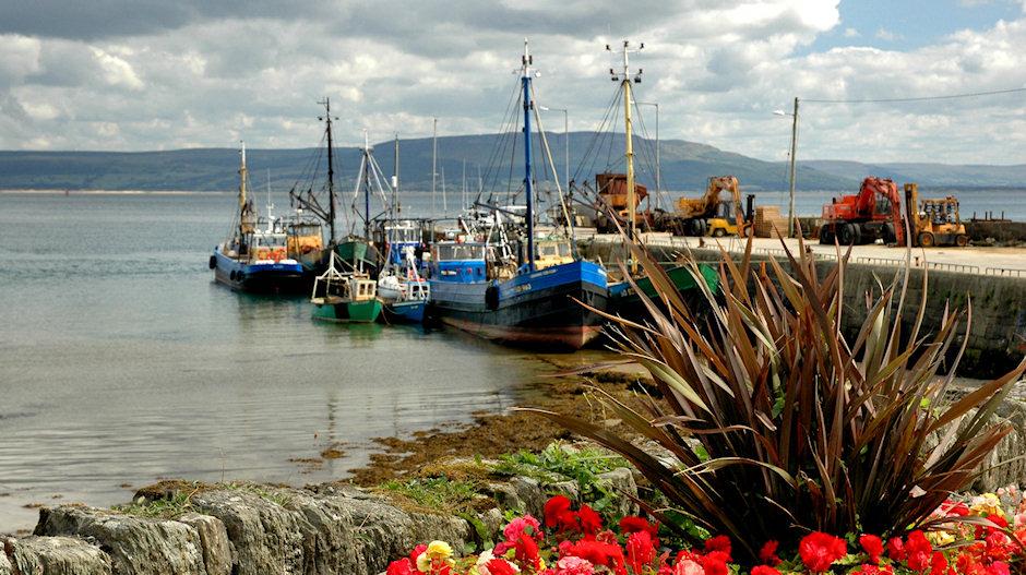 Carrickarory Pier Moville Inishowen