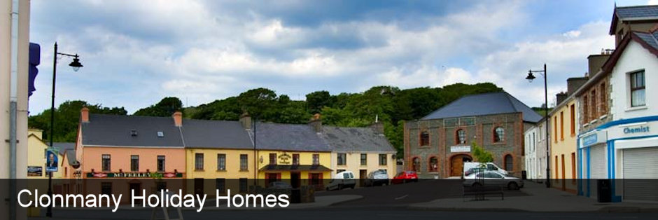 Clonmany holiday homes
