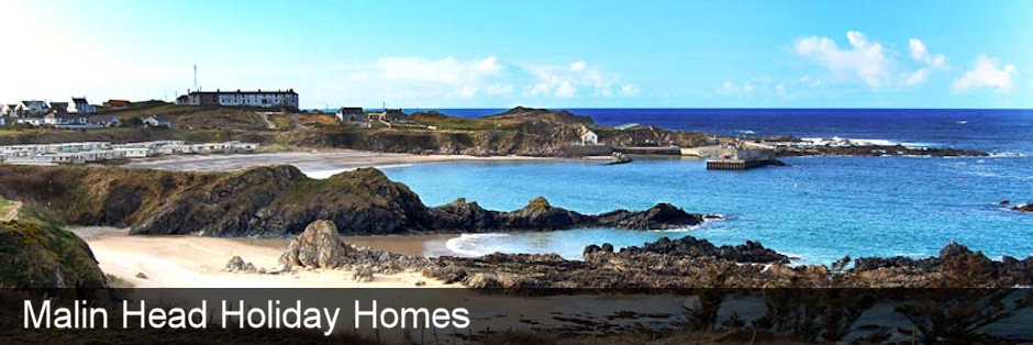 Malin Head holiday homes