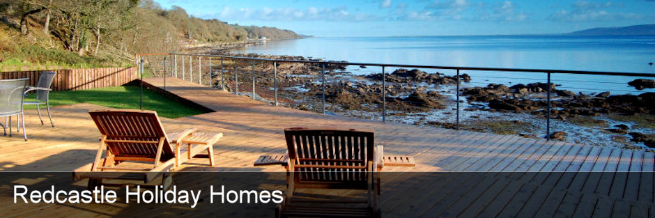 Redcastle holiday homes