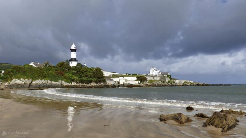 Lighthouses Of Donegal