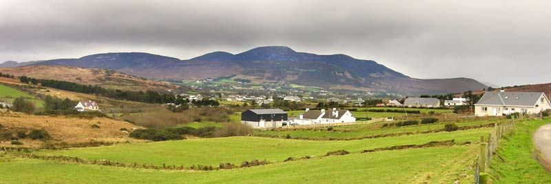 Slieve Snaght Holiday Cottage Clonmany Inishowen