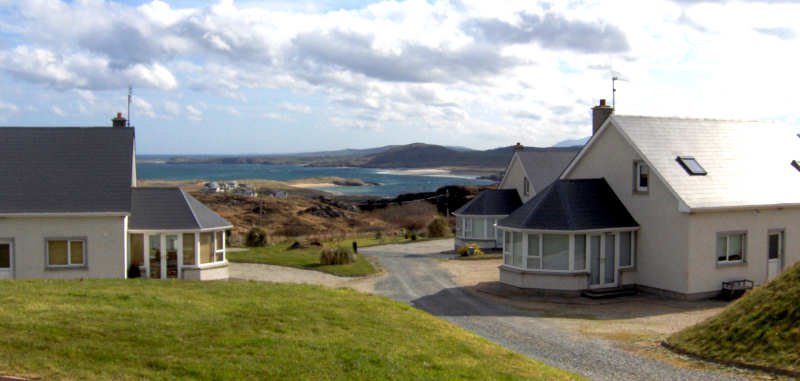 Downings Ireland  city images : No 5 Dundoan Holiday Cottage, Downings, Donegal, Ireland