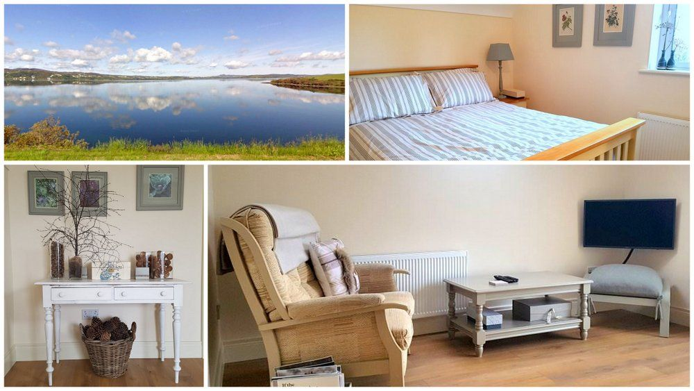 Bayview Self Catering Apartment - Kerrykeel, Kerrykeel