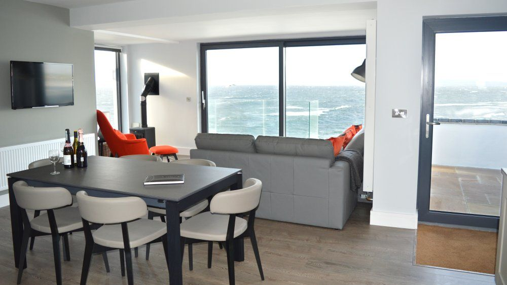 cliff-lodge-rossnowlagh,  Rossnowlagh