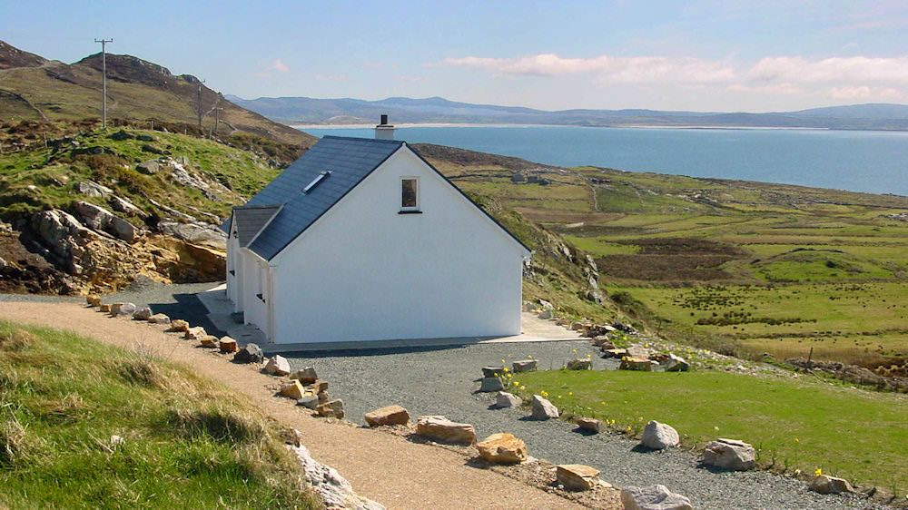 crohycottage,  Dungloe