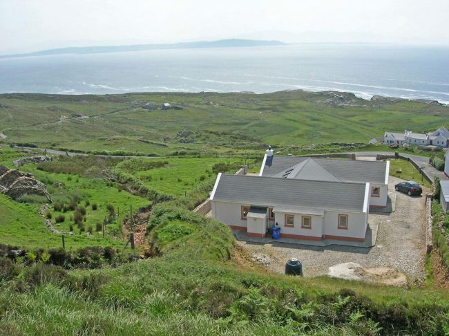 Crohy Head Holiday Home - Dungloe