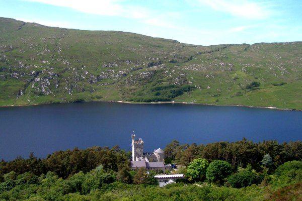 Glenveagh national park hotels