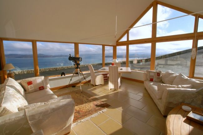 Donegal Ocean View Cottage Dunfanaghy Self Catering