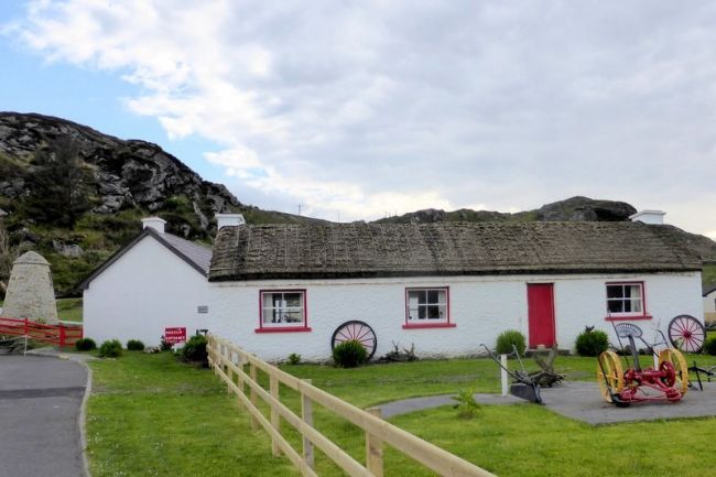 Evergreen Cottage Killybegs Self Catering Cottage In