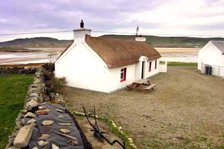 Grandas Cottage - Ballyliffin