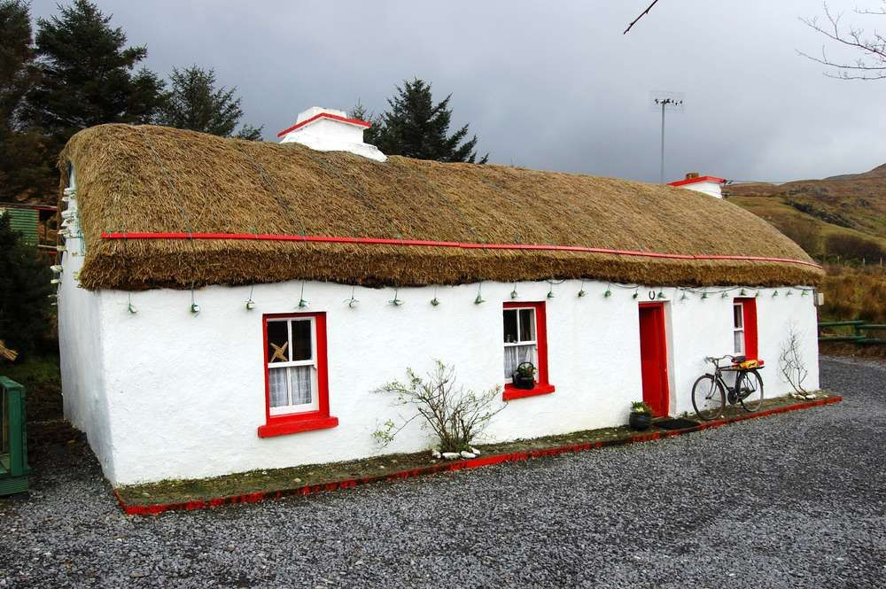 Granny Kate 39 S Cottage Ardara Self Catering Cottage In