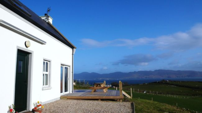 Great Arch Cottage - Portsalon , Fanad