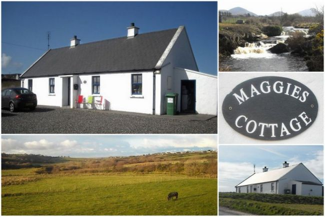 Maggie's Cottage - Falcarragh, Falcarragh