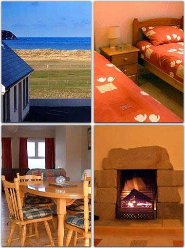 Ocean Heights Cottage - Dunfanaghy