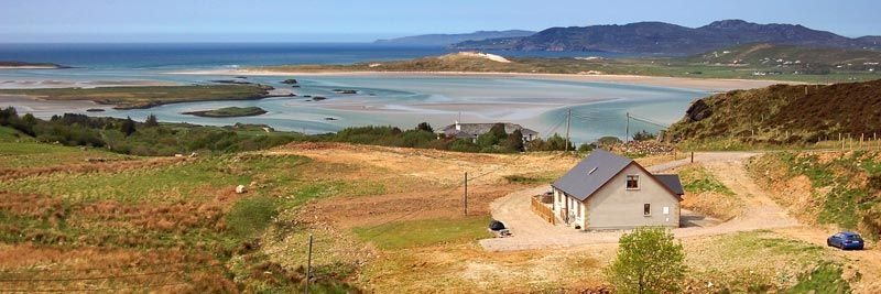 Ocean View Cottage - Glenties
