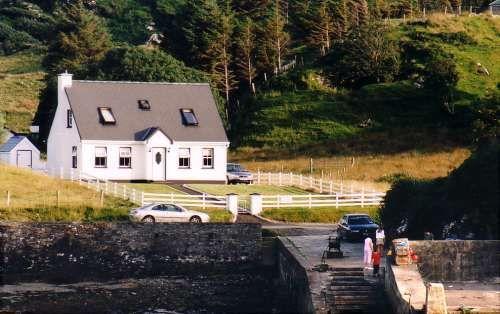 Portnacross Seaside Cottage - Killybegs