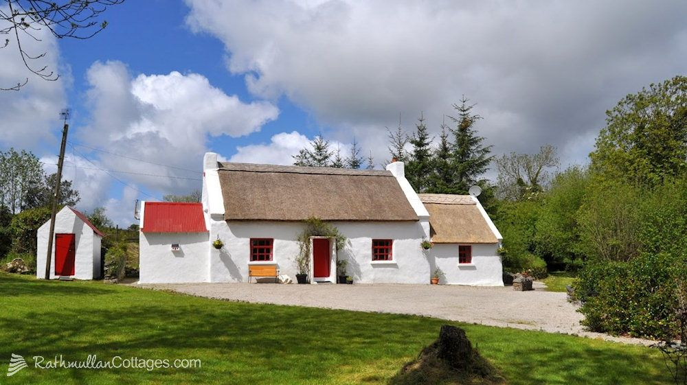 Ray Thatched Cottage - Rathmullan