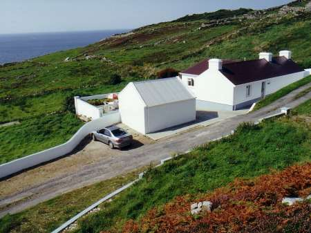 Seaside Holiday Cottage - Dungloe