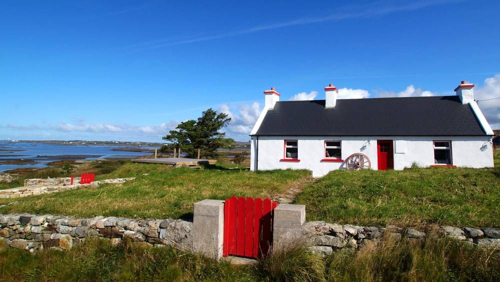 The Sea House, Toberkeen - Dungloe