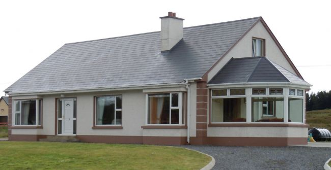 Wood Park House - Glenties