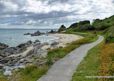 Moville Greencastle Coastal path Inishowen