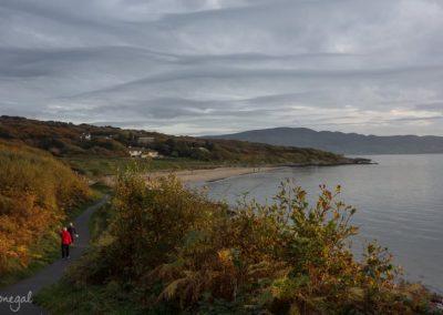 Porthaw Beach Buncrana Inishowen Donegal (1)