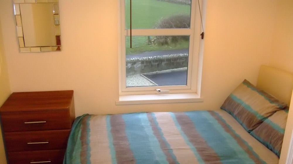 Lake View Dunfanaghy - bedroom