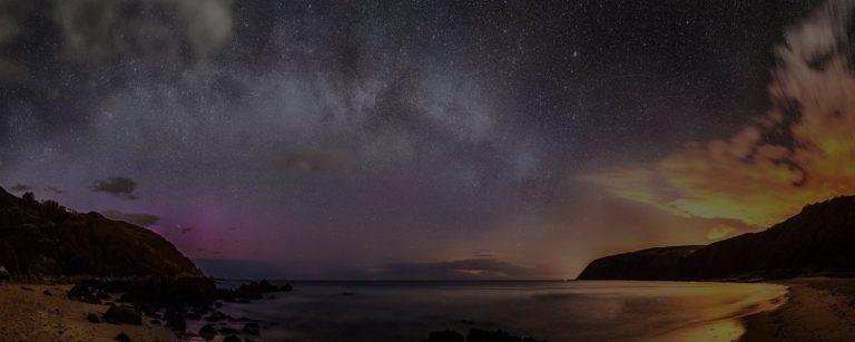Inishowen night sky