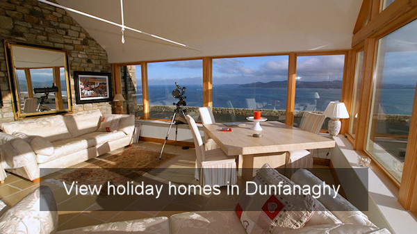 View Holiday Homes in Dunfanaghy