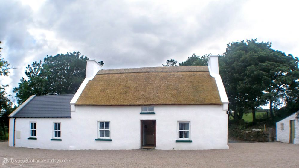 Dougherty's Traditional Cottage Kerrykeel